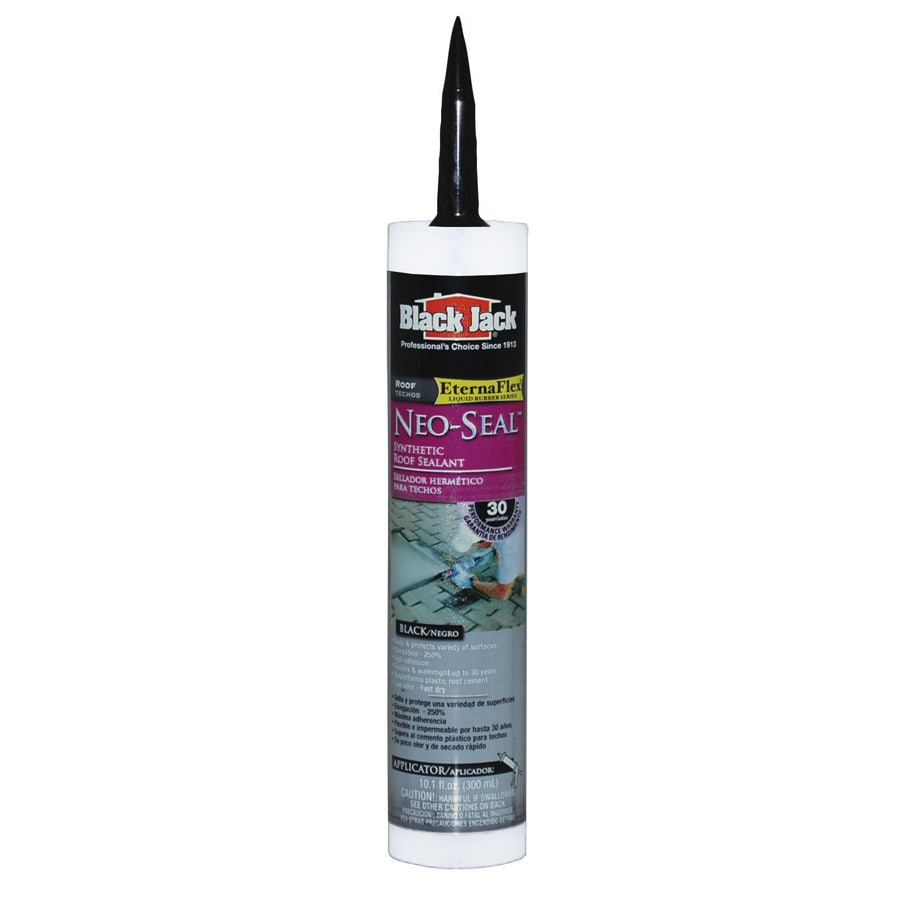 BLACK JACK 10.1-fl oz Waterproofer Cement Roof Sealant