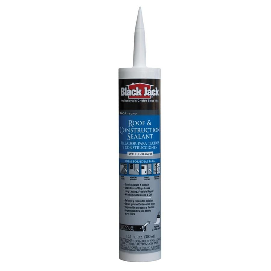 BLACK JACK 10.1-fl oz Elastomeric Reflective Roof Coating (10-Year Limited Warranty)