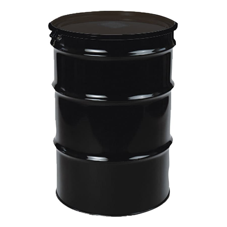 BLACK JACK 55-Gallon Elastomeric Reflective Roof Coating (10-Year Limited Warranty)