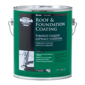 Black Jack Roof Coatings At Lowes Com