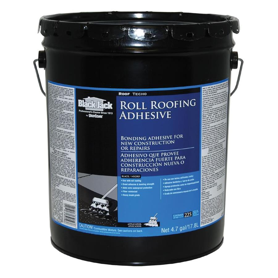 Shop Black Jack 608 Fl Oz Roof Adhesive At Lowes Com