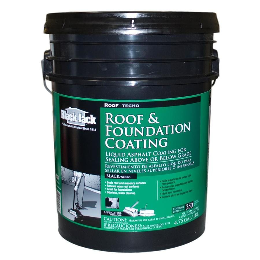 Blackjack ultra roof 1000 roof coating
