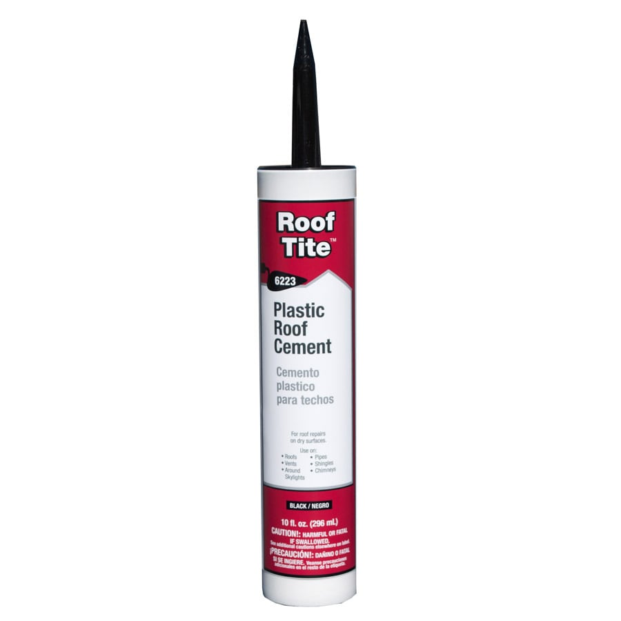 Roof Tite 10-fl oz Waterproofer Cement Roof Sealant