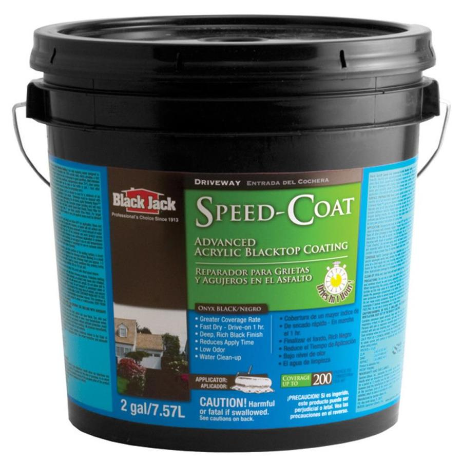 Shop BLACK JACK 2-Gallon Asphalt Sealer At Lowes.com