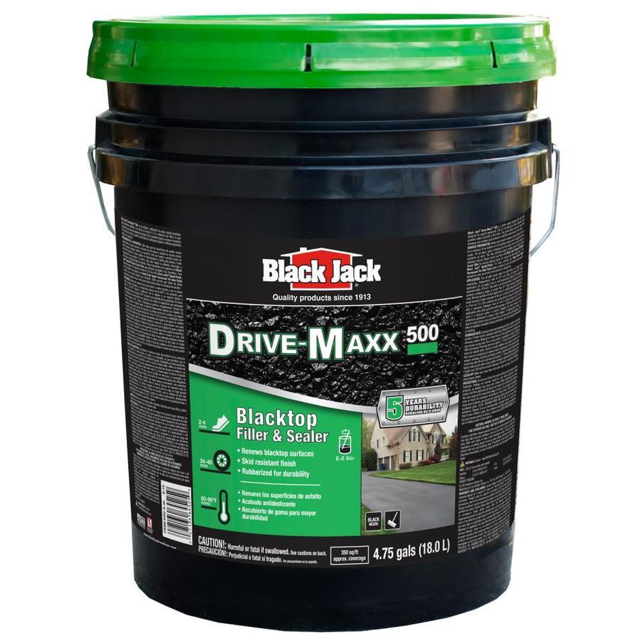 Black Jack Drive Kote 500 4 75 Gallon Asphalt Sealer At