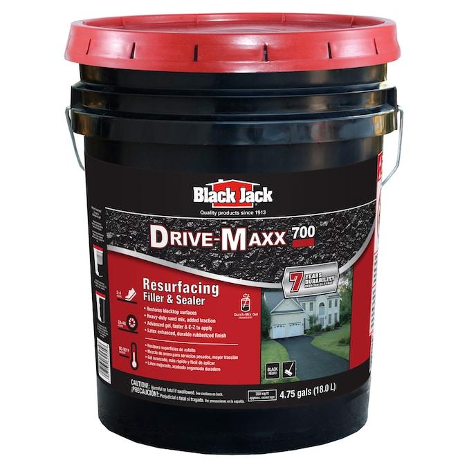 Black Jack Drive Maxx 700 4 75 Gallon Asphalt Sealer In The Asphalt Sealers Department At Lowes Com