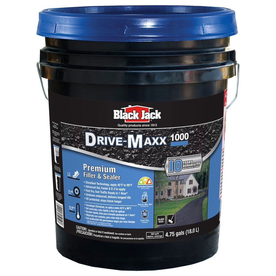 BLACK JACK Ultra-Maxx 1000 4.75-Gallon Asphalt Sealer