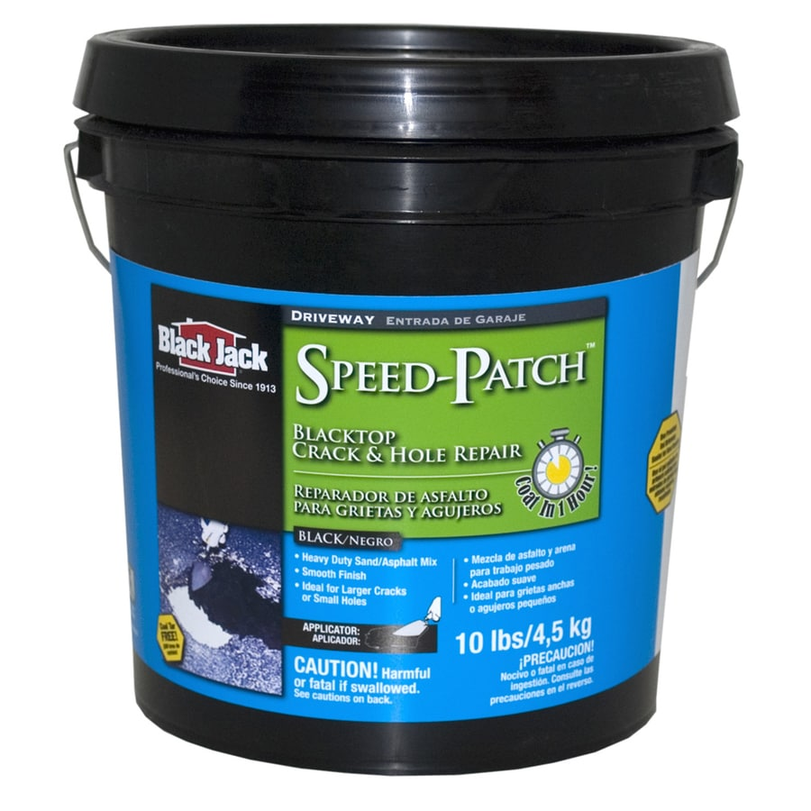 Black Jack Sd Patch 10 Lb Asphalt