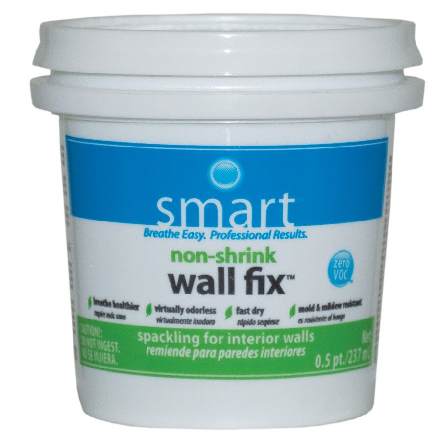 SMART 8-oz Zero Voc Wall Spackling