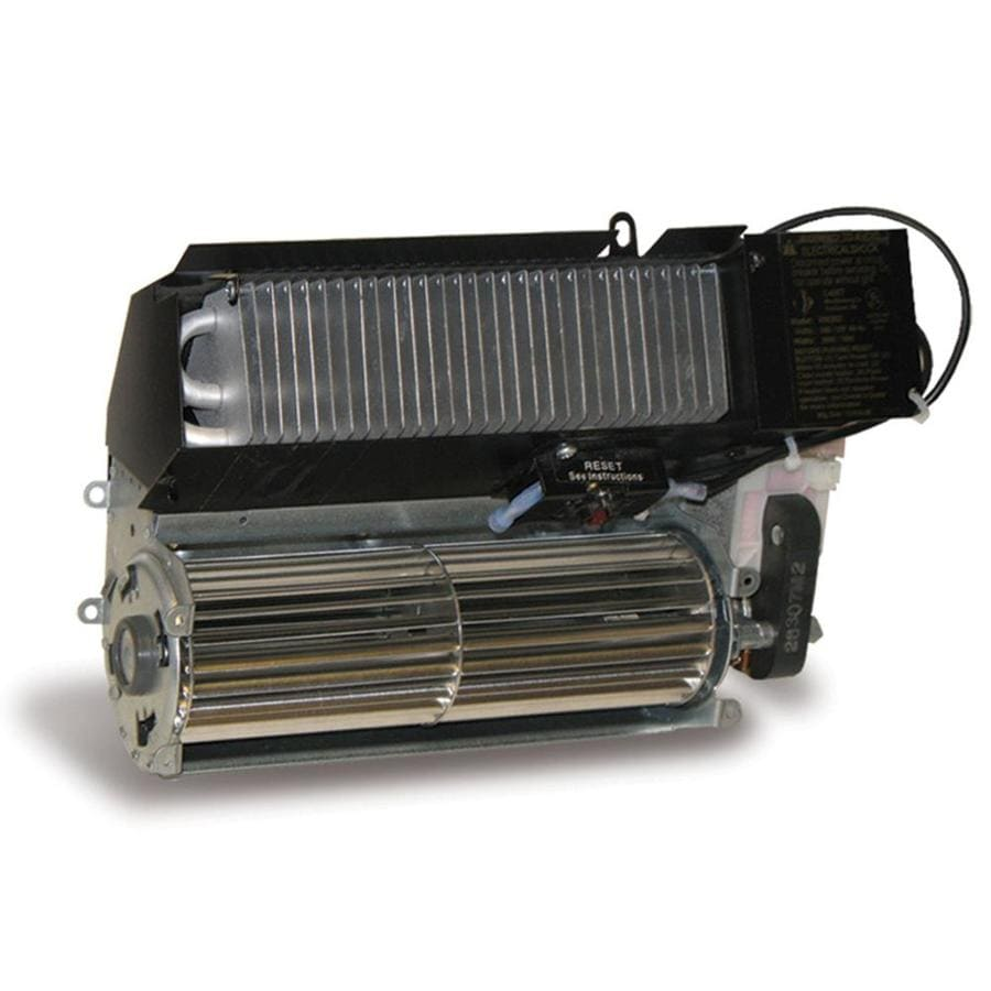 Cadet Register 2000-Watt 208/240-Volt Fan Heater (4-in L x 7.4-in H Grille)