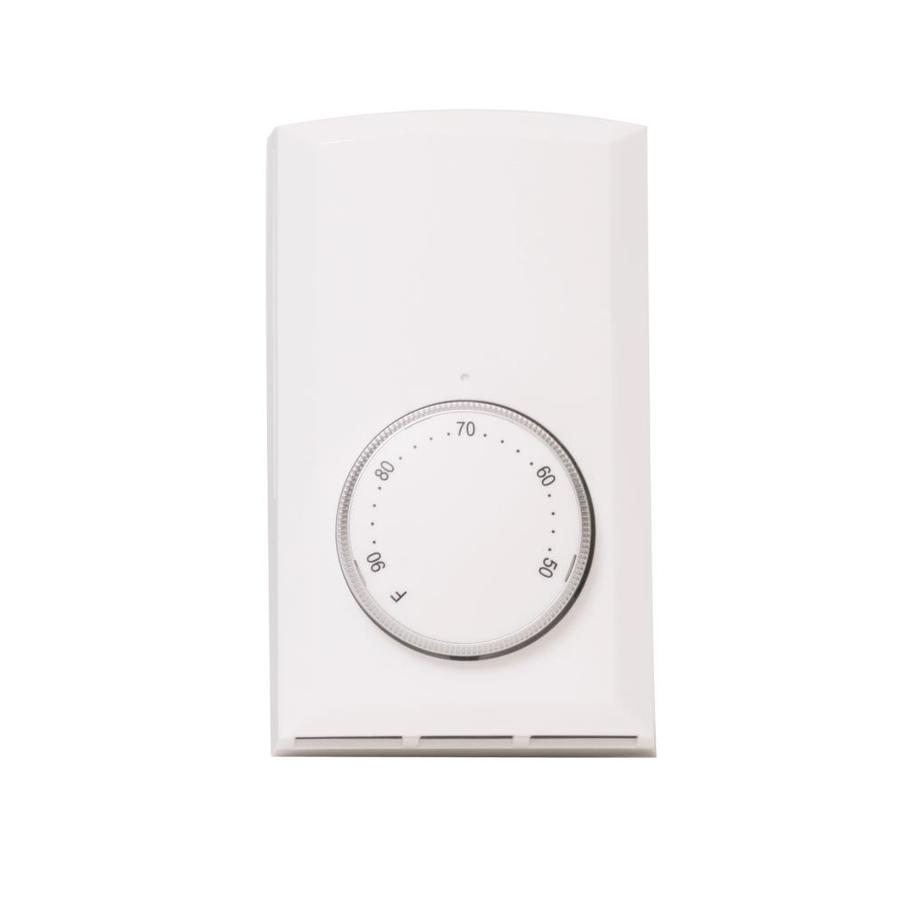 Cadet T521 W Mechanical Non Programmable Thermostat At