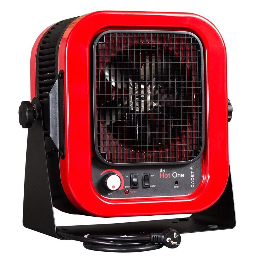 Cadet 4000 Watt Portable Electric Garage Heater With