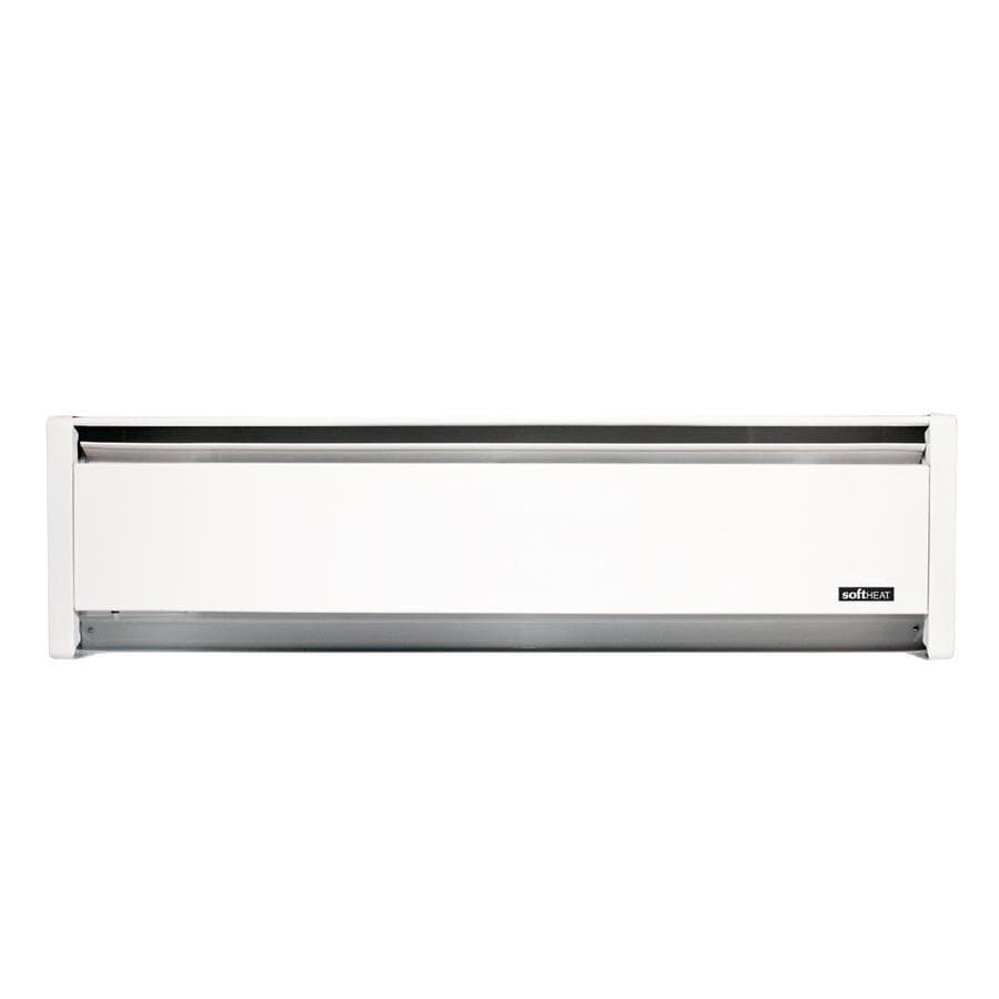 Cadet 5 92 Ft 4265 Btu Hydronic Baseboard Heater At Lowes Com