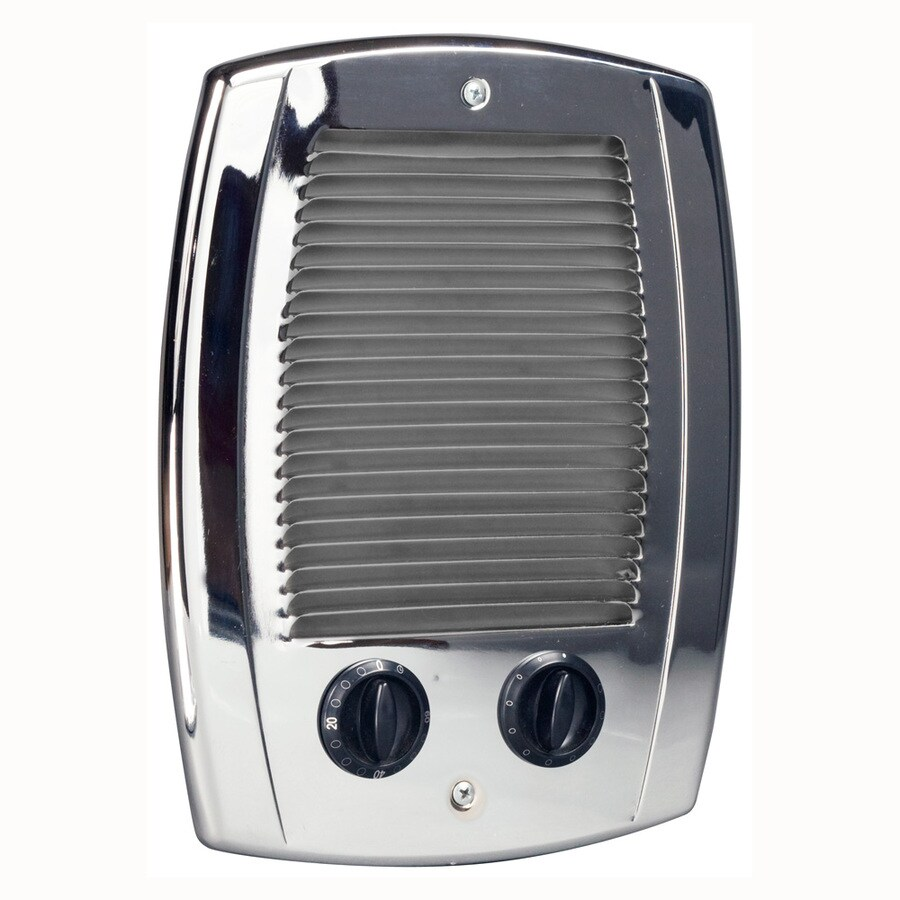Bathroom Wall Heaters Electric Lowes: Shop Cadet Com-Pak Bath 1,000-Watt 120/240-Volt Heater Fan