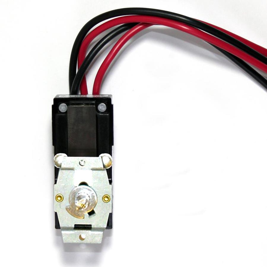 cadet 1-pack electric wall heater thermostat kit
