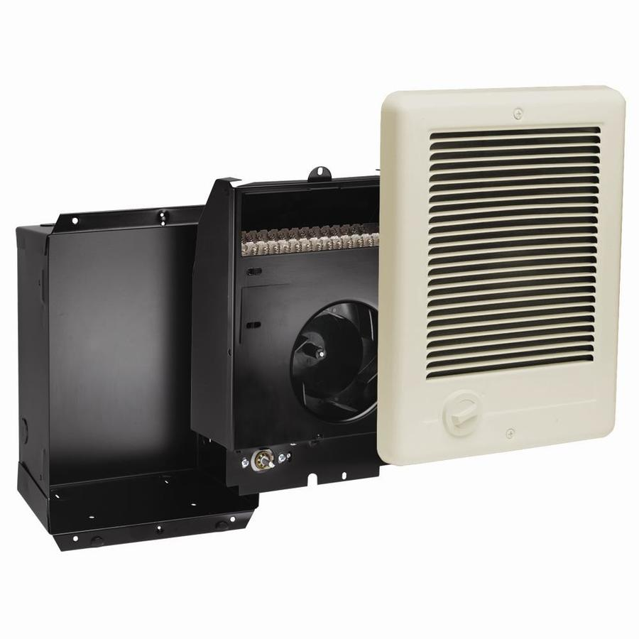 Cadet Com-Pak Plus 1,500-Watt 120-Volt Fan Heater (4-in L x 12-in H Grille)