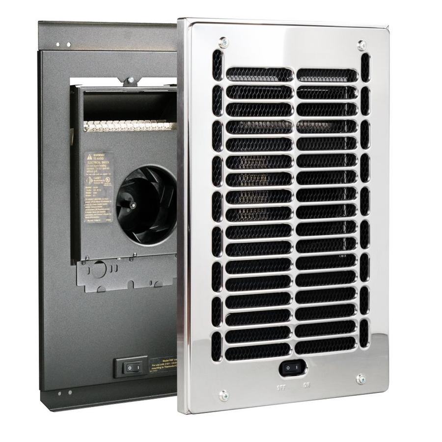 Cadet RBF 1000-Watt 120-Volt Fan Heater (3.9-in L x 16.75-in H Grille)