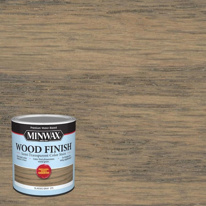 Minwax Wood Finish Water Based Stain