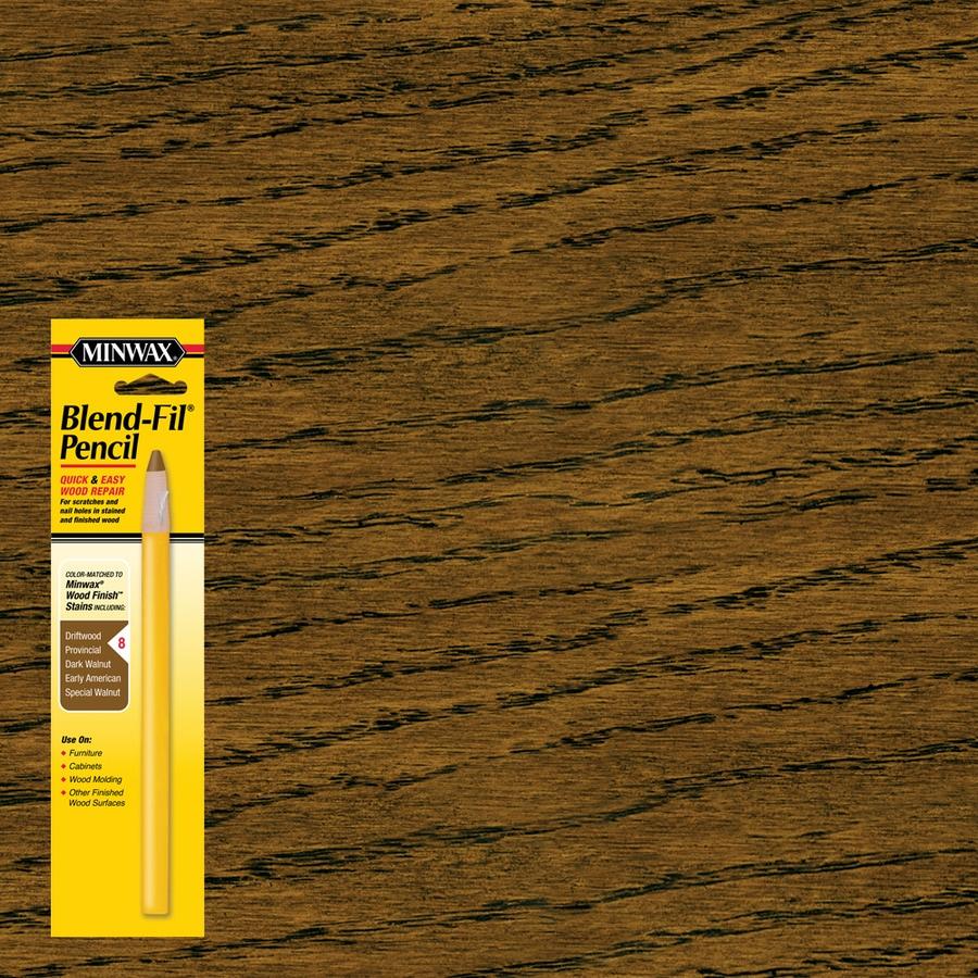 Minwax Blend-Fil Pencil Dark Walnut Blend Pencil