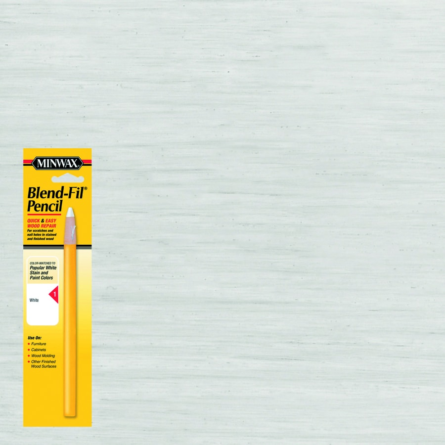 Minwax Blend-Fil Pencil White Blend Pencil