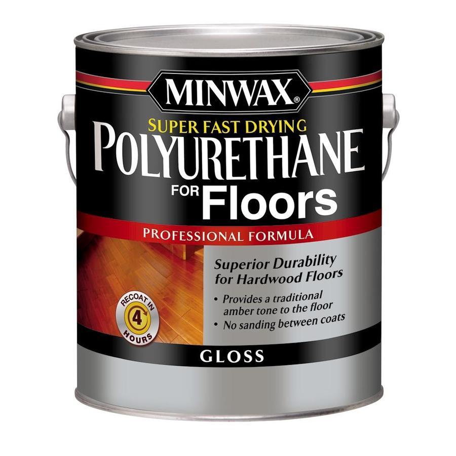Minwax Gloss Oil-Based 128-fl oz Polyurethane