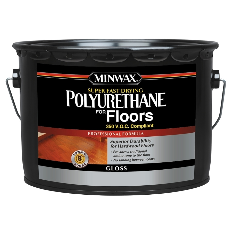 Minwax Gloss Oil-Based 320-fl oz Polyurethane