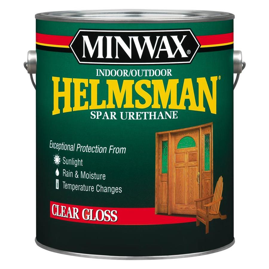 Minwax 128-fl oz Gloss Oil-based Polyurethane