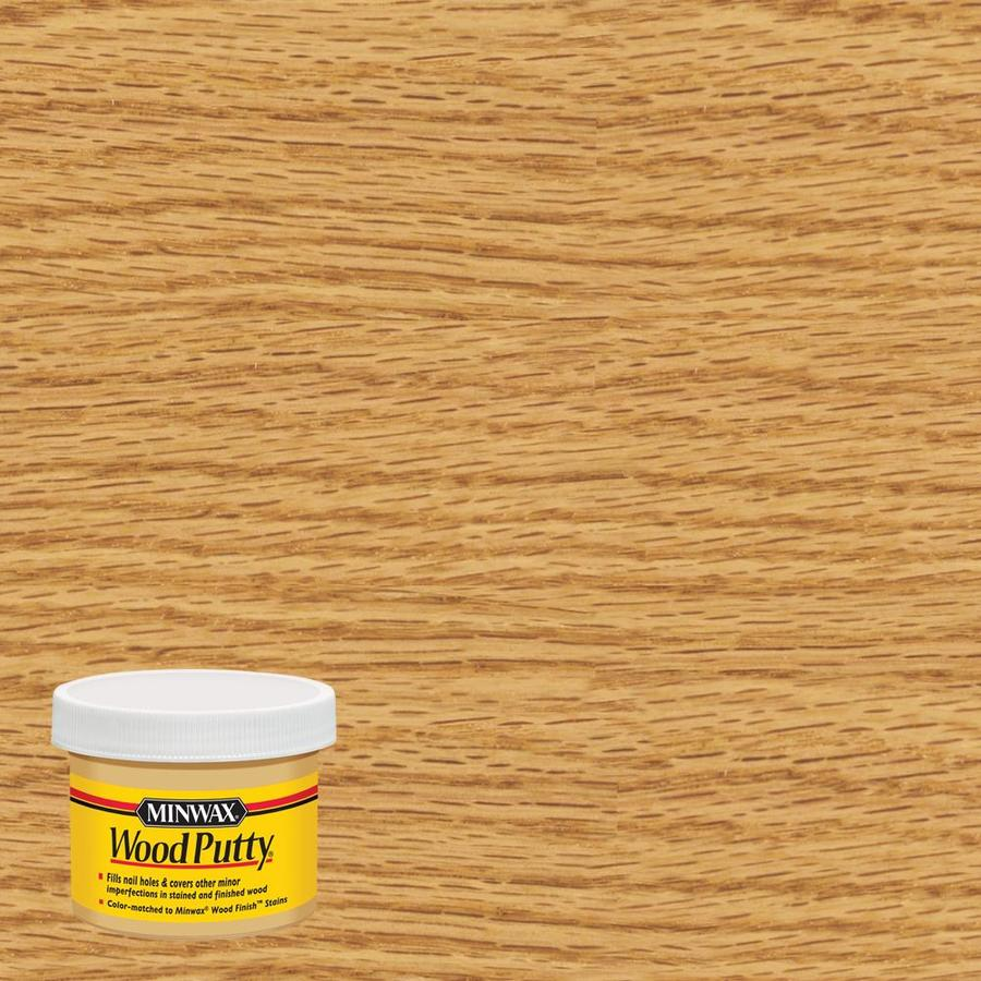 Shop Minwax Natural Pine Wood Putty At Lowes Com