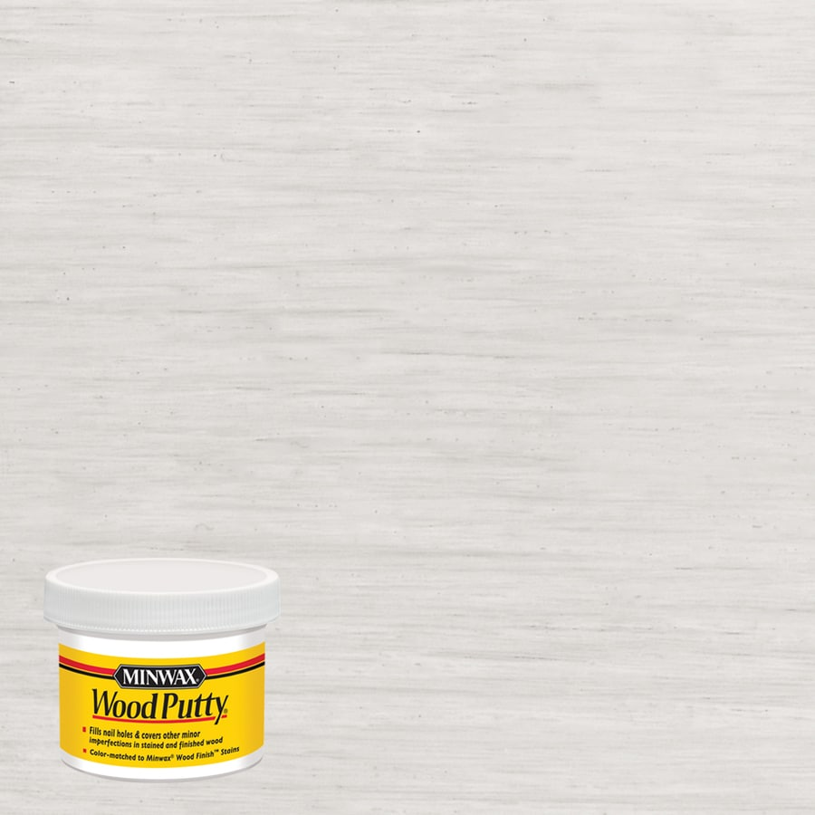 Minwax White Wood Putty