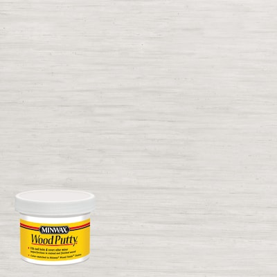 Minwax White Wood Putty at Lowes com