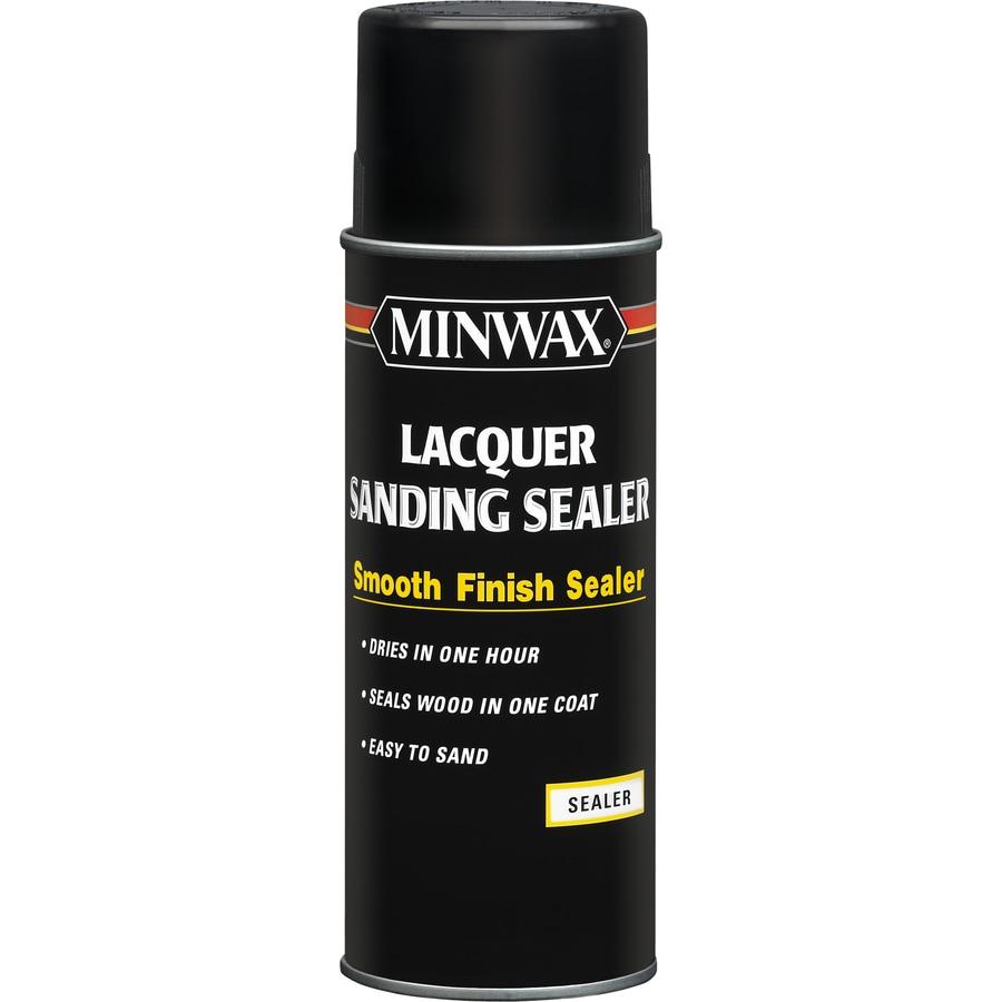 Minwax Oil-Based 12.25-fl oz Sanding Sealer