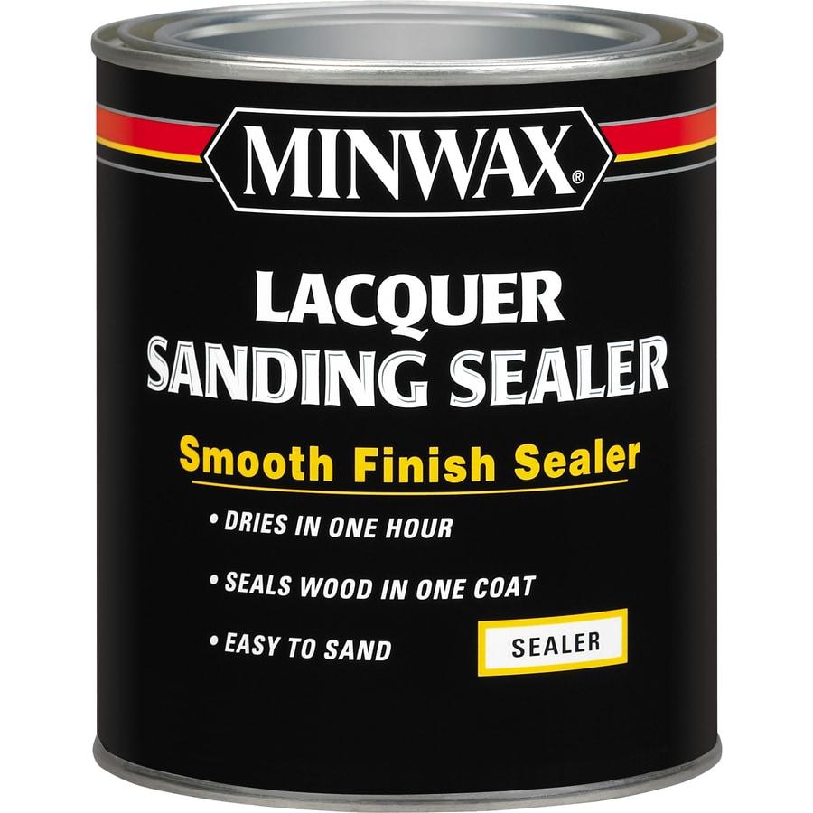 Minwax Oil-Based 32-fl oz Sanding Sealer