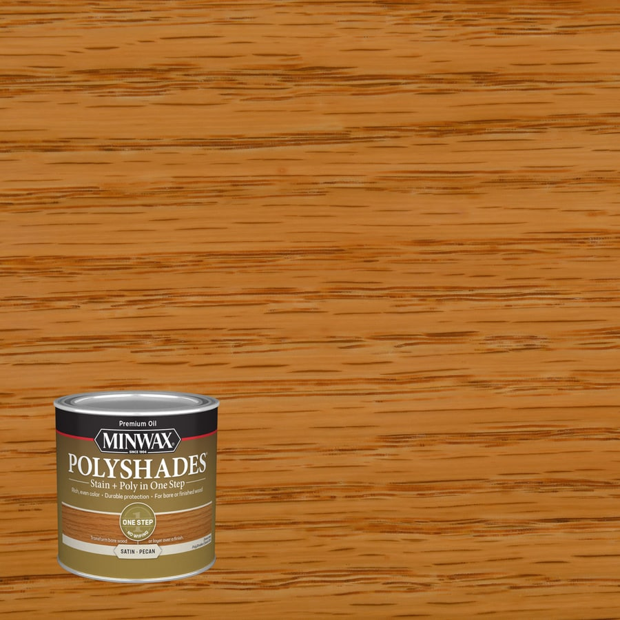 Minwax Pecan Interior Stain (Actual Net Contents: 8-fl oz)