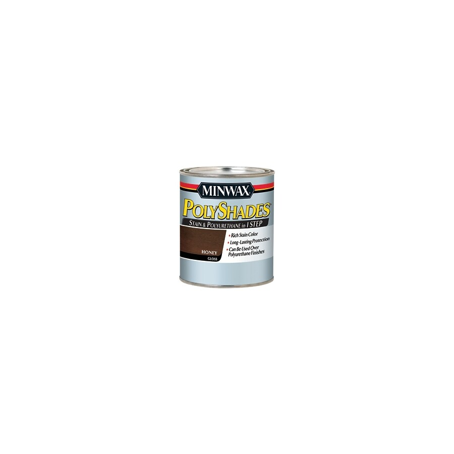 Minwax Honey Interior Stain (Actual Net Contents: 8 Fluid Ounce(S))