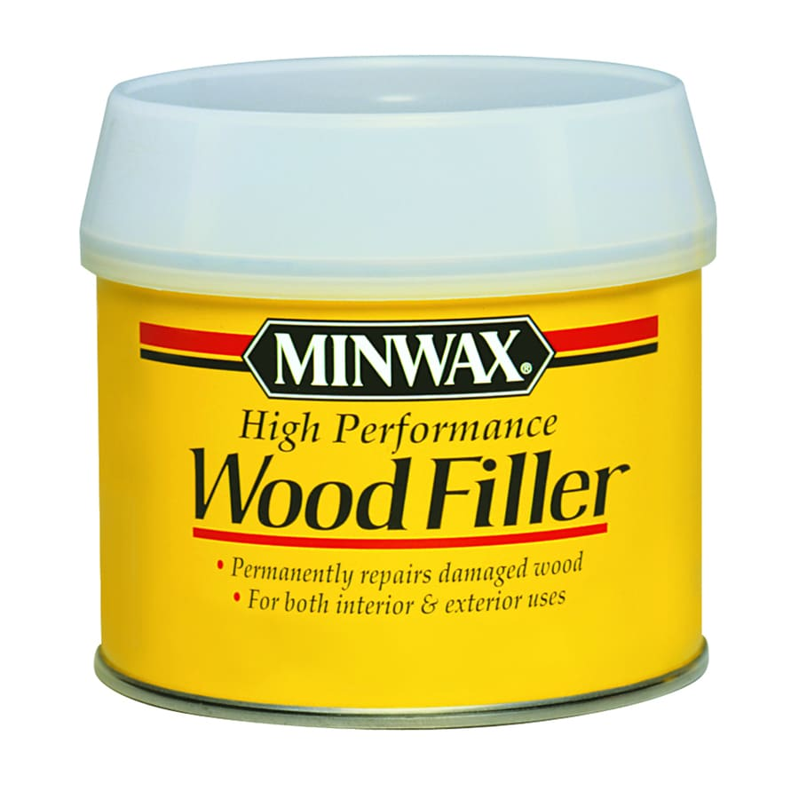 Shop Minwax High Performance Wood Filler At