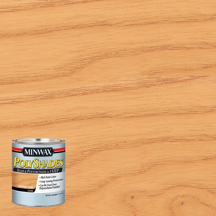 Minwax Classic Oak Interior Stain (Actual Net Contents: 8-fl oz)