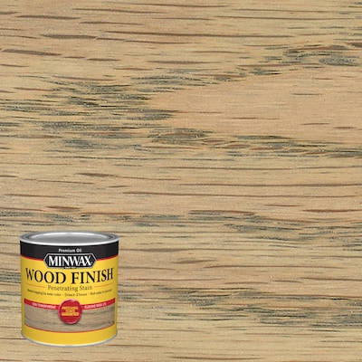 Wood Finish Satin Classic Gray Oil Based Interior Stain Actual Net Contents 8 Fl Oz
