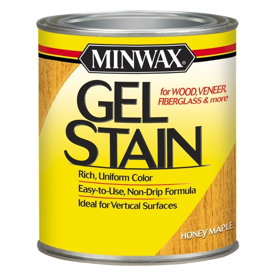 Minwax Pre-Tinted Honey Maple Interior Stain (Actual Net Contents: 8-fl oz)