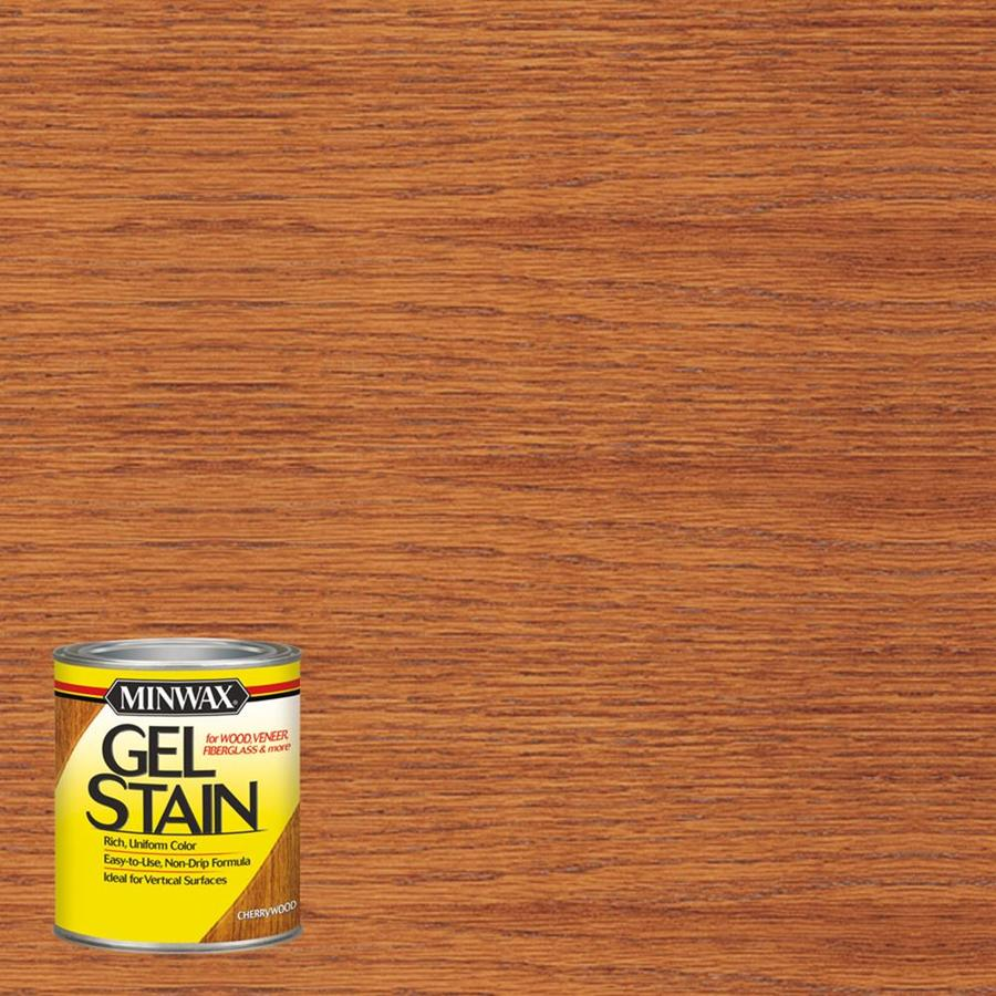 Minwax Pre-Tinted Cherrywood Interior Stain (Actual Net Contents: 8-fl oz)