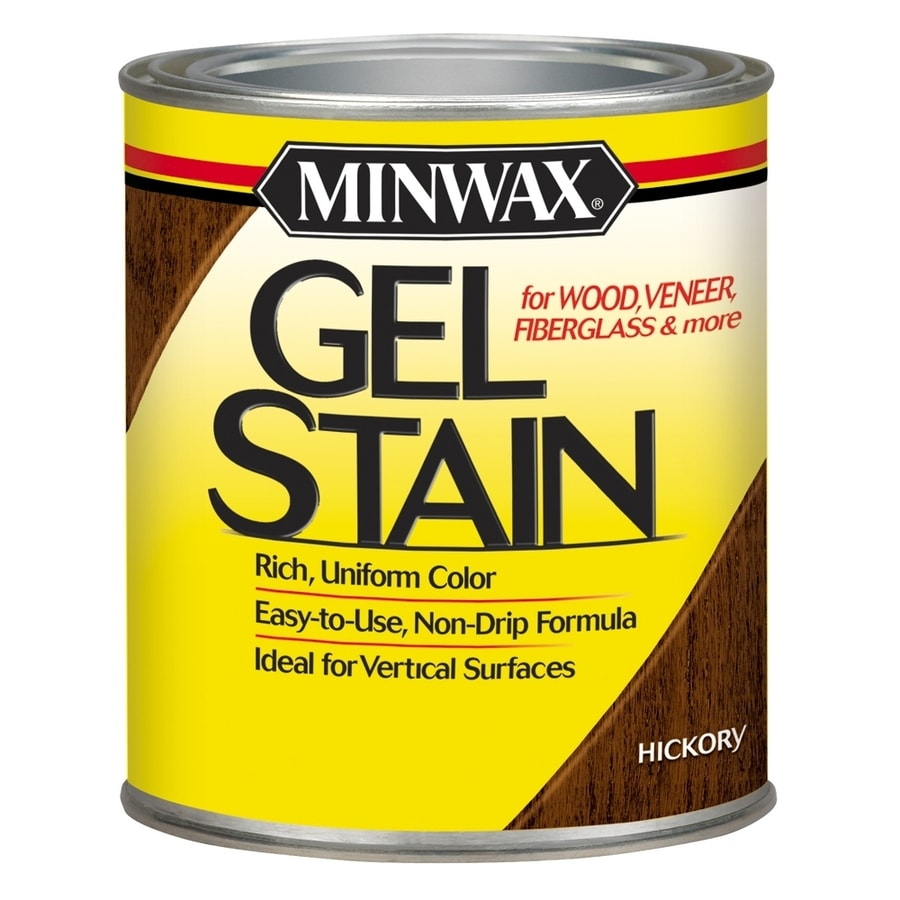 Minwax Pre-Tinted Hickory Interior Stain (Actual Net Contents: 8-fl oz)