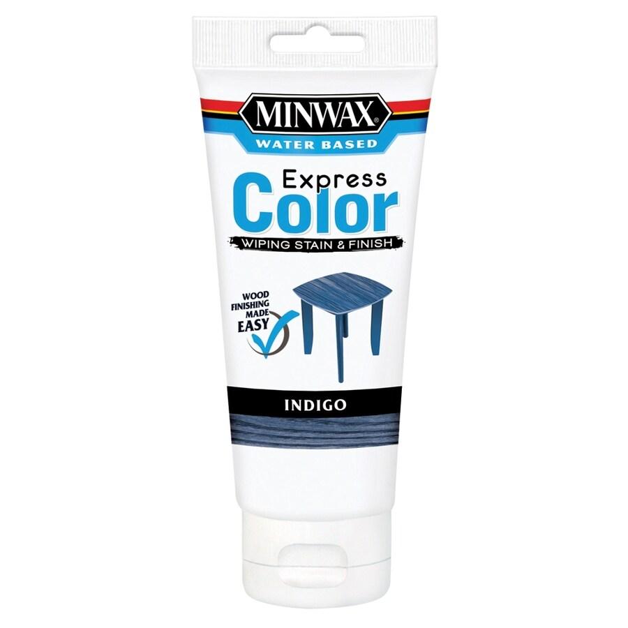 Minwax Pre-Tinted Indigo Interior Stain (Actual Net Contents: 6-fl oz)