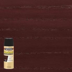 Minwax PolyShades Satin Bombay Mahogany Oil-based Interior Stain (Actual Net Contents: 10.75-fl oz)