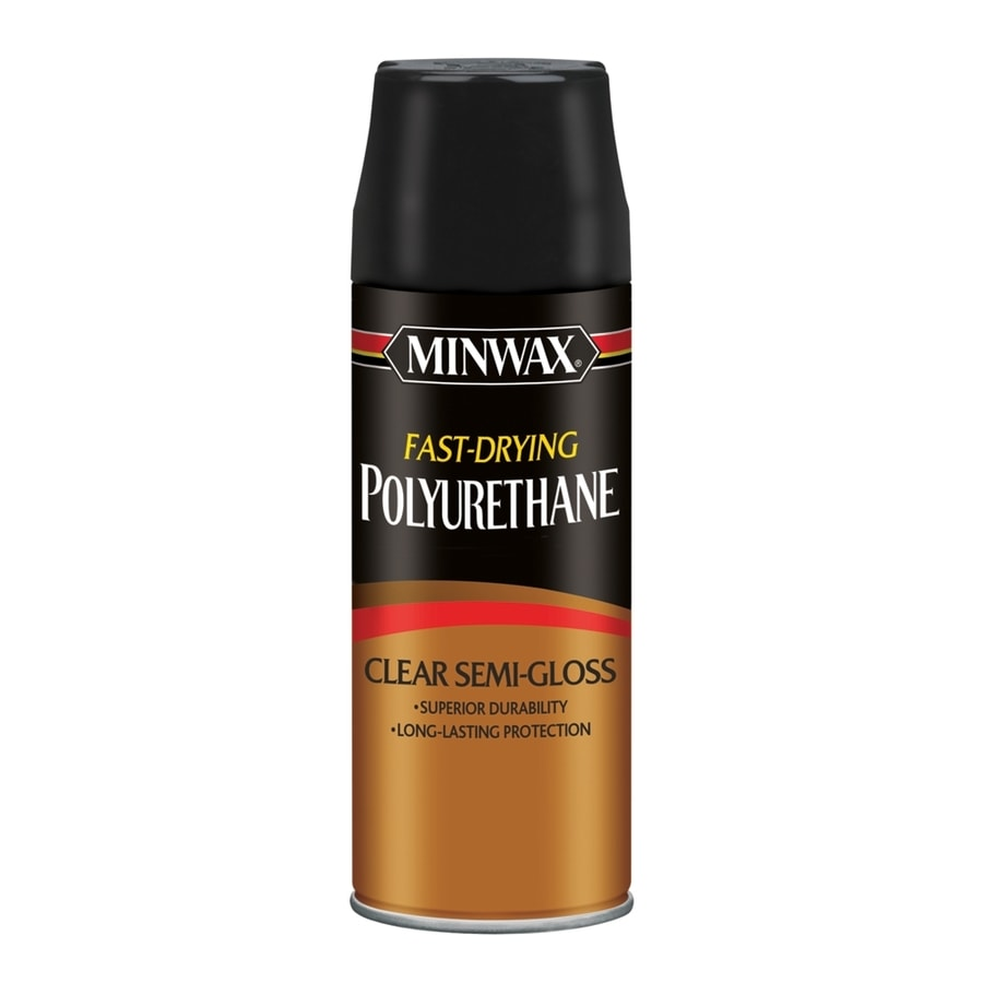 Minwax super fast drying polyurethane - Shop Minwax Semi Gloss Oil Based 11 5 Fl Oz Polyurethane At Lowes Com