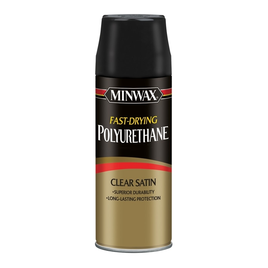 Minwax Satin Oil-Based 11.5-fl oz Polyurethane