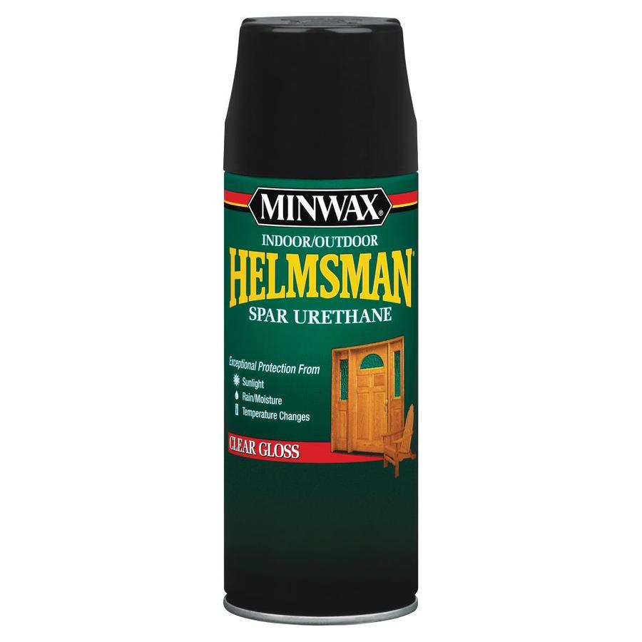 Minwax Gloss Oil-Based 11.5-fl oz Varnish