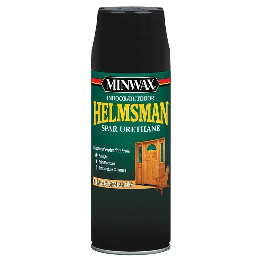 Minwax Semi-Gloss Oil-Based 11.5-fl oz Varnish