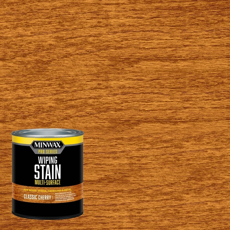 Minwax Pre-Tinted Classic Cherry Interior Stain (Actual Net Contents: 32-fl oz)