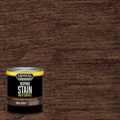 Pro Series Wiping Stain Dark Roast Actual Net Contents 32 Fl Oz