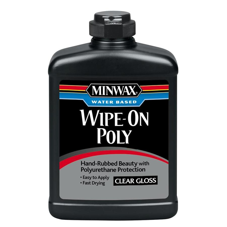 Minwax Gloss Oil-Modified 16-fl oz Polyurethane