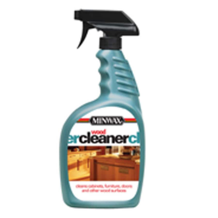 Shop Minwax Wood Cleaner Spray 32 oz. at Lowes.com